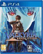 Portada oficial de de Valkyria Revolution para PS4