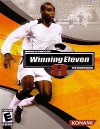 Portada oficial de Winning Eleven 8 para PS2
