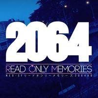 Portada oficial de 2064: Read Only Memories para PS4