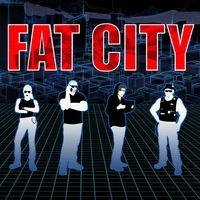 Portada oficial de Fat City para PS4