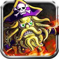 Portada oficial de Pirate Zombie Wars para Android