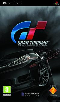 Portada oficial de Gran Turismo PSP para PSP