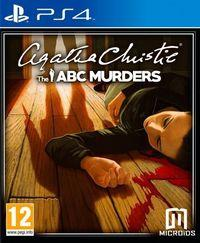 Portada oficial de Agatha Christie: The ABC Murders para PS4
