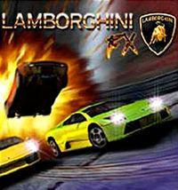 Portada oficial de Lamborghini FX para PS2