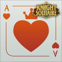 Portada oficial de Knight Solitaire PSN para PSVITA