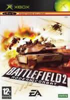 Portada oficial de de Battlefield 2 Modern Combat para Xbox