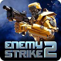 Portada oficial de Enemy Strike 2 para Android
