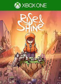 Portada oficial de Rise & Shine para Xbox One