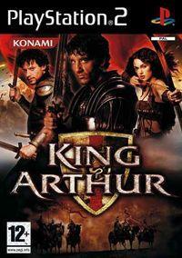 Portada oficial de King Arthur para PS2