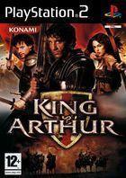 Portada oficial de de King Arthur para PS2