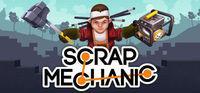 Portada oficial de Scrap Mechanic para PC