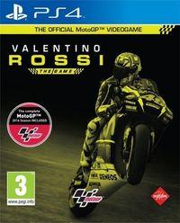Portada oficial de Valentino Rossi The Game para PS4