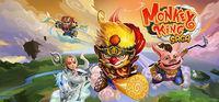 Portada oficial de Monkey King Saga para PC