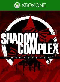 Portada oficial de Shadow Complex Remastered para Xbox One