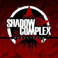 Portada oficial de Shadow Complex Remastered para PS4