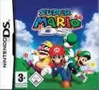 Portada oficial de de Super Mario 64 DS para NDS