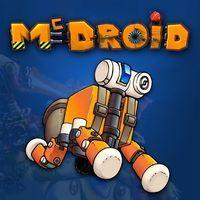 Portada oficial de McDROID para PS4