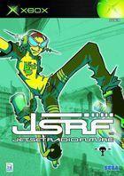 Portada oficial de de Jet Set Radio Future para Xbox