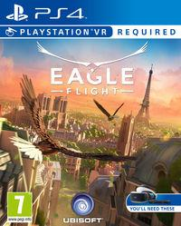 Portada oficial de Eagle Flight para PS4
