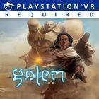 Portada oficial de de Golem para PS4