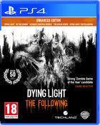 Portada oficial de de Dying Light: The Following - Enhanced Edition para PS4