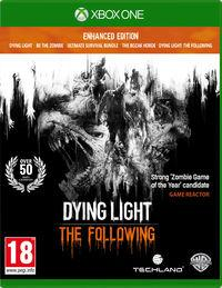 Portada oficial de Dying Light: The Following - Enhanced Edition para Xbox One