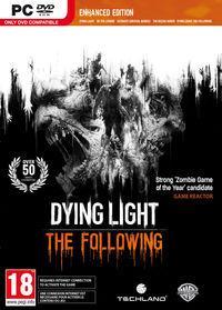 Portada oficial de Dying Light: The Following - Enhanced Edition para PC