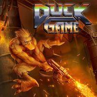 Portada oficial de Duck Game para PS4