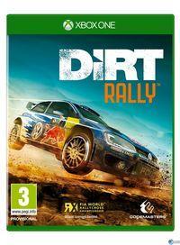 Portada oficial de DiRT Rally para Xbox One