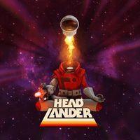 Portada oficial de Headlander para PS4