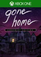 Portada oficial de de Gone Home para Xbox One
