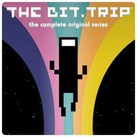 Portada oficial de The Bit.Trip para PS4