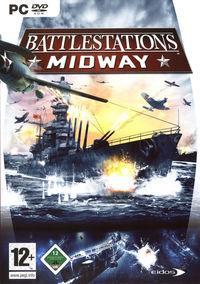 Portada oficial de Battlestations: Midway para PC