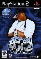 Portada oficial de de Get On Da Mic para PS2