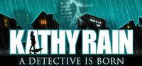 Portada oficial de Kathy Rain para PC