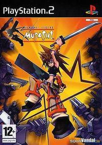 Portada oficial de Musashi: Samurai Legend para PS2