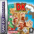 Portada oficial de de Donkey Kong King of Swing para Game Boy Advance