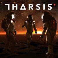 Portada oficial de Tharsis para PS4