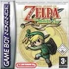 Portada oficial de de The Legend of Zelda: The Minish Cap para Game Boy Advance
