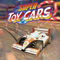 Portada oficial de Super Toy Cars para PS4
