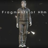Portada oficial de Fragments of Him para PS4