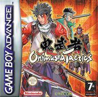 Portada oficial de Onimusha Tactics CV para Wii U