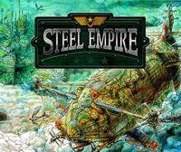 Portada oficial de Steel Empire eShop para Nintendo 3DS
