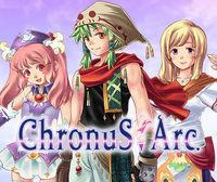 Portada oficial de Chronus Arc eShop para Nintendo 3DS
