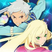 Portada oficial de Tales of the Rays para Android