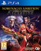 Portada oficial de de Nobunaga's Ambition: Sphere of Influence – Ascension para PS4