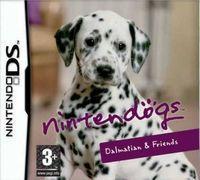Portada oficial de Nintendogs para NDS