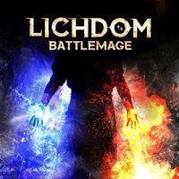 Portada oficial de Lichdom: Battlemage para PS4
