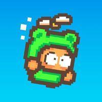 Portada oficial de Swing Copters 2 para Android