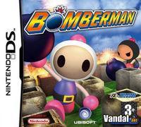 Portada oficial de Bomberman DS para NDS